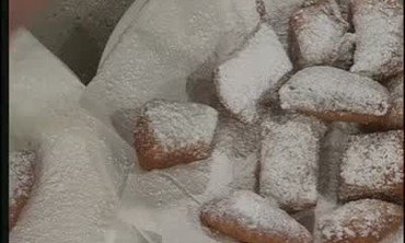 Beignets and Cafe au Lait Recipe, Part 3