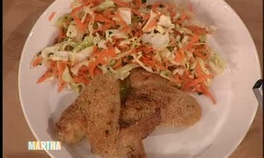 Carrot Cumin Slaw with Allie Lewis