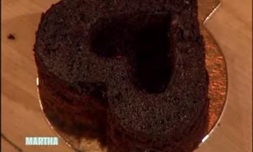 Chocolate Cake and Caramel Filling