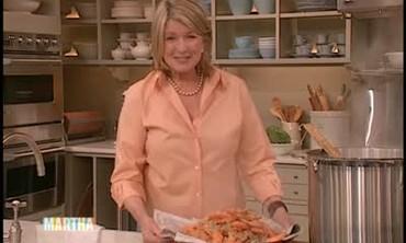 Classic Shrimp Boil and Ask Martha