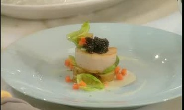 Diver Scallops With Alfred Portale