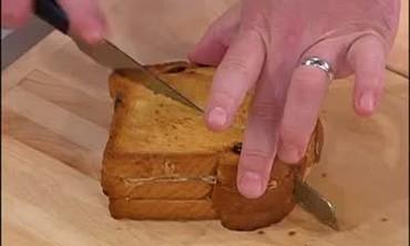 Doubledecker Peanut Butter Delight