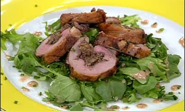 Elegant and Delicious Duck Roulade