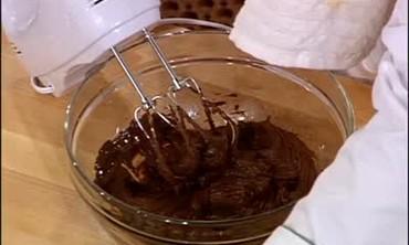 Hilda's Chocolate Peanut Butter Pie