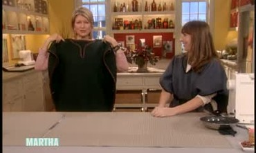 Homemade Ponchos with Wendy Mullin