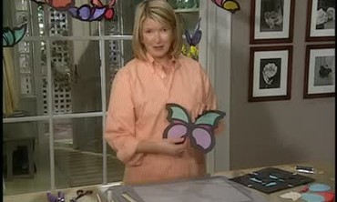 How to Construct Paper Butterflies