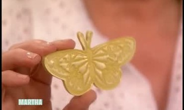 How to Make a Butterfly Decoration