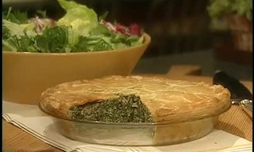 How to Make an Italian Spinach Pie