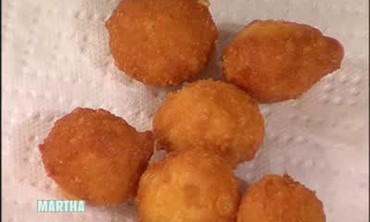 How to Make Cheese Filled Beignets