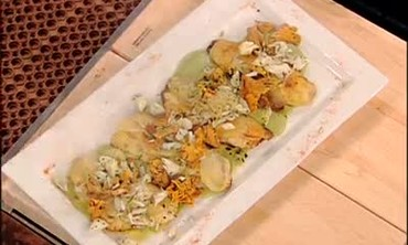 How to Make Potato Crusted Snapper