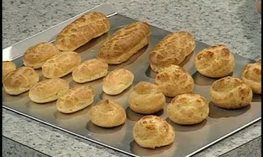 How to Pipe and Mold Pate au Choux