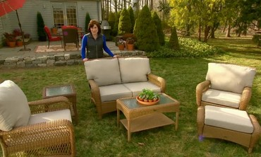 Learn & Do Creating Outdoor Rooms