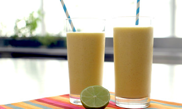 Mango-Citrus Honey Smoothie Recipe