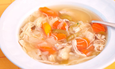 One-Pot Chicken Noodle Soup Recipe