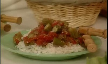 Quick Cook: Okra and Tomatoes, Pt. 2