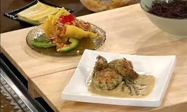Salmon and Tuna Poke Dishes Part 2