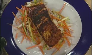 Seared Salmon or Pan-Fried Snapper