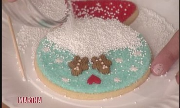 Snow Globe Cookies with Dani Fiori