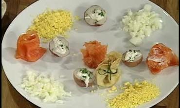 Traditional Caviar Garnish Recipes
