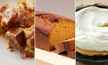 3 Favorite Pumpkin Recipes for Fall