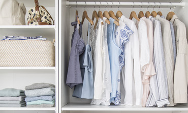1fabcd2a9b How to Fold a Sweater. closet organization