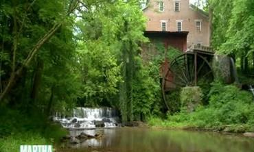 A Look at the Falls Mill Grain Mill
