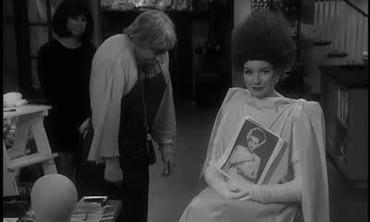 Bride of Frankenstein Makeup How-To