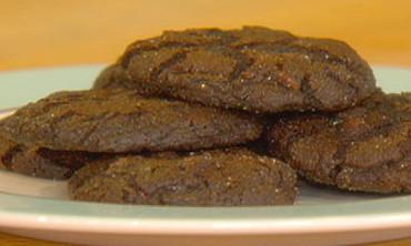 Video: Flourless Double-Chocolate Pecan Cookies | Martha ...