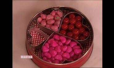 Video Creative Valentine S Candy Packaging Martha Stewart