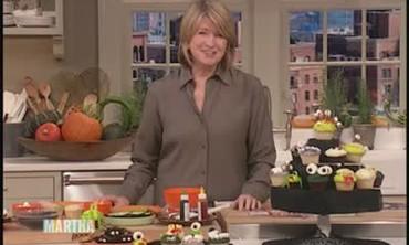 Creepcakes with Christina Applegate
