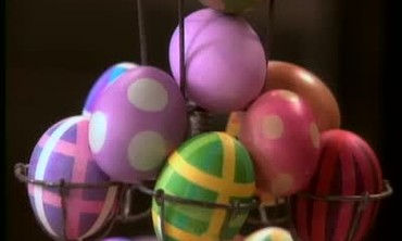Decorating and Coloring Easter Eggs