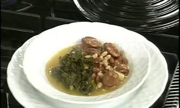 Fall River St. John's Club Kale Soup