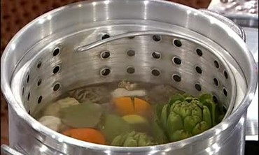 Flavored Water for a Crab Fish Boil