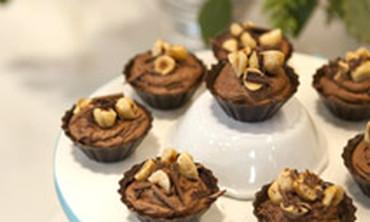 Good Things: Hazelnut Chocolate Cups