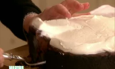 How to Finish a Mississippi Mud Pie