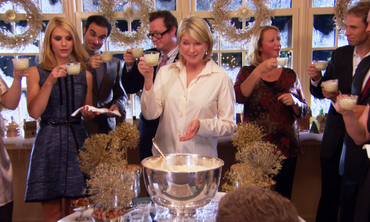 Join Martha Stewart's Caroling Party