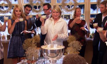 Join Martha Stewart's Caroling Party
