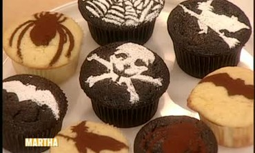 Make Creepy Cup Cakes For Halloween