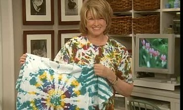 Modern Style Tie-Dyed Shirts, Part 3