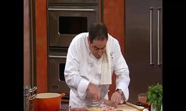 Pasta Dishes: Sausage Panchetta Ragu