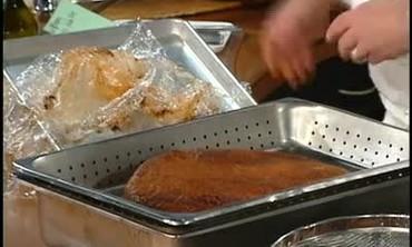 Seasoned Smoked Beef Brisket Part 2