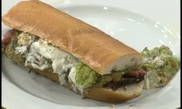 Steak And Guacamole Sandwich Recipe