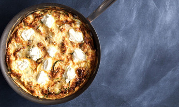 The Formula for Foolproof Frittatas