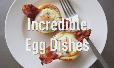 Top 5 Insanely Delicious Egg Dishes