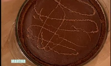 Triple Chocolate Pumpkin Pie, Part 2
