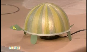 Turtle Light for the Nursery, Part 1