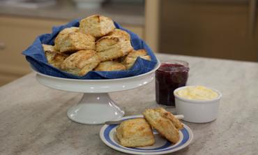 Unforgettable Buttermilk Biscuits