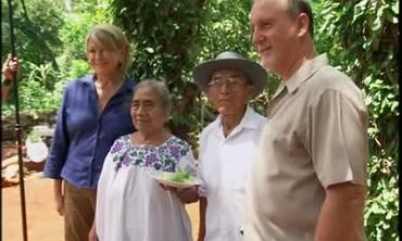 Visit to Santa Elena in the Yucatan