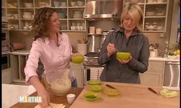 White Gazpacho with Chef Michelle Bernstein