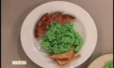 April Fools Prank Green Eggs and Ham
